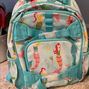 Small Pottery barn kids mermaid backpack 🧜🏼‍♀️